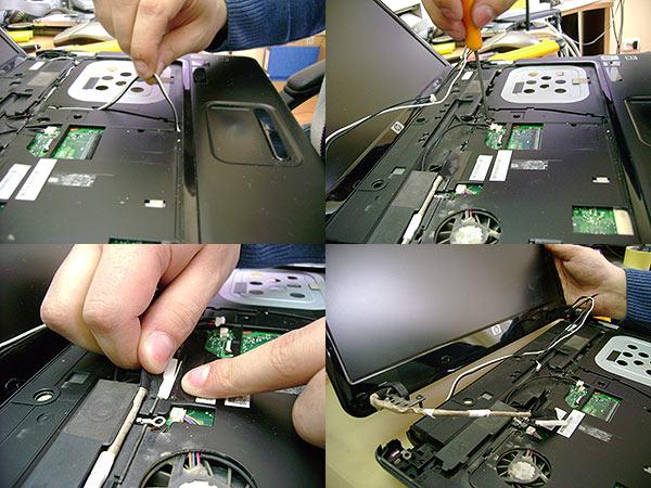 Распространенные неисправности ноутбуков Compaq