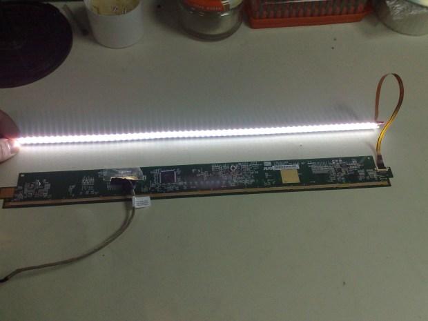 Ремонт подсветки матрицы ноутбука