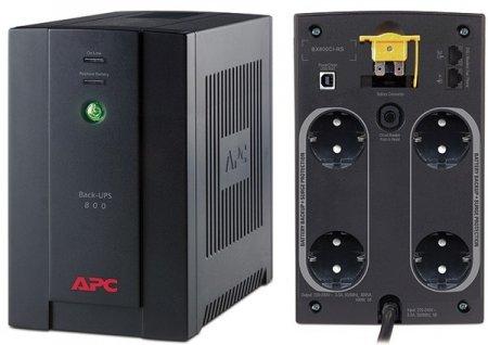 Ремонт ИБП APC BX800CI-RS